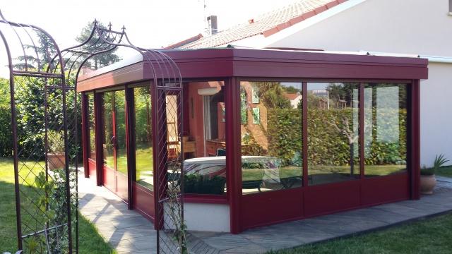 veranda et couleurs varialu menuiserie. Black Bedroom Furniture Sets. Home Design Ideas